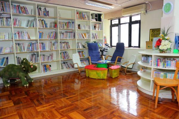 5. G01圖書館